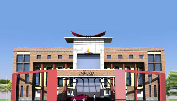 Seth M. R. Jaipuria School, Sultanpur