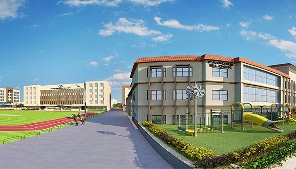 Seth M. R. Jaipuria School, Babatpur