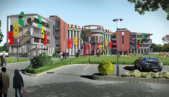 Seth M. R. Jaipuria School, Bahraich