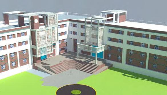 Seth M. R. Jaipuria School, Ballia