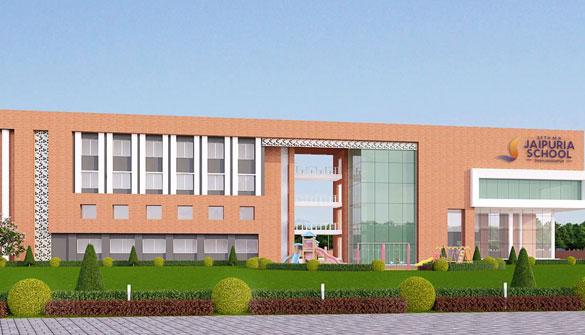 Seth M. R. Jaipuria School, Shahjahanpur
