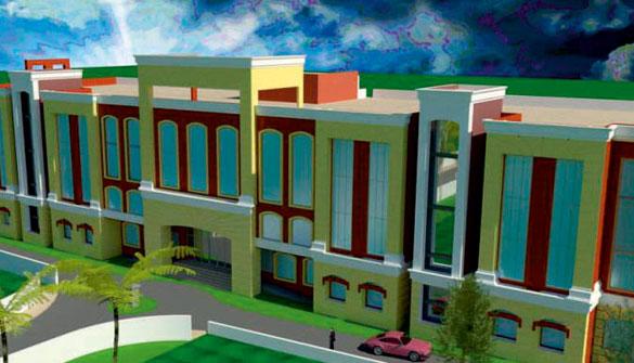 Seth M. R. Jaipuria School, Gonda