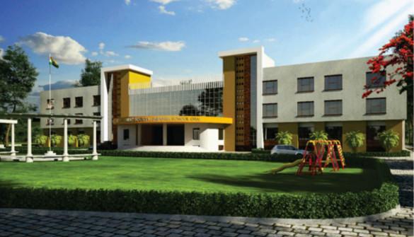 Seth M. R. Jaipuria School, Orai