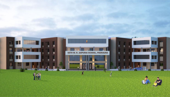 Seth M. R. Jaipuria School, Padrauna