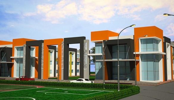 Seth M. R. Jaipuria School, Rasra