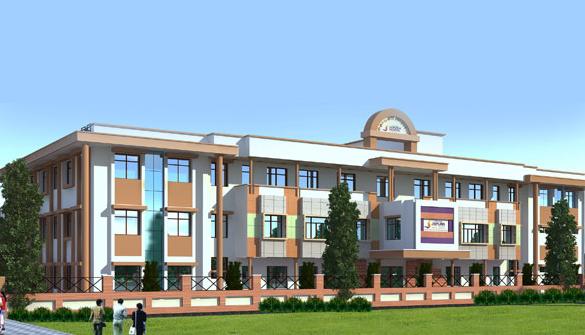 Seth M. R. Jaipuria School, Barabanki
