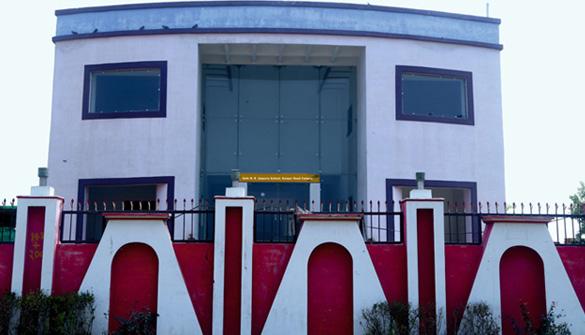 Seth M. R. Jaipuria School, Kasganj