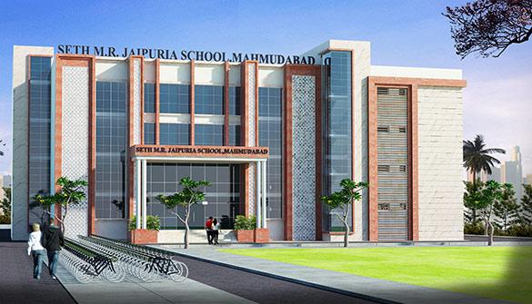 Seth M. R. Jaipuria School, Mahmudabad